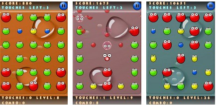 Bubble Blast Android Application
