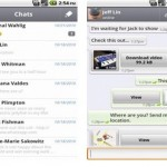 whatsapp screen Best android app for tablet