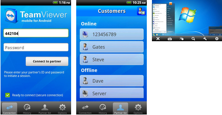 best android apps - team viewer