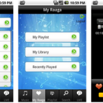 raaga - best android apps