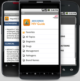 Johns Hopkins HIV Guide App - Best Android app