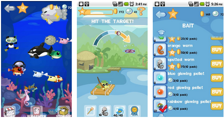 aqua pet android apps