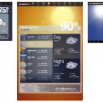 best android tablet app for weather