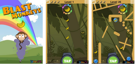 Blast Monkeys Android Apps