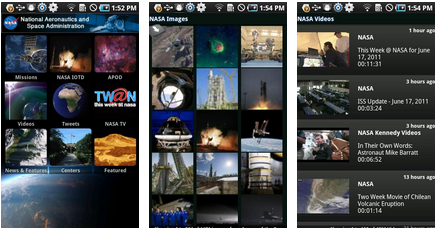 nasa android app - best android app