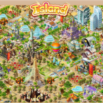 paradise island -best android apps