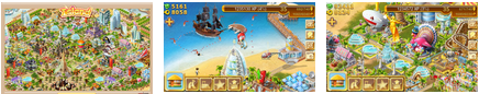 paradise island -best android apps2