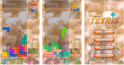tetris for android app