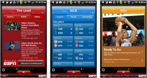 ESPN Android App - best android app