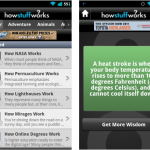 How stuff works best android app