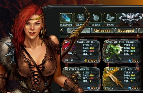 best android app eternity warriors