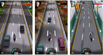 best android app for bike racing