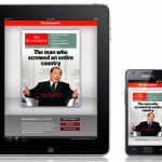 best android app - the economist