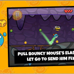 bouncy mouse android app