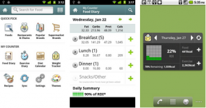 calorie count android app