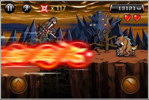 devil ninja best android app