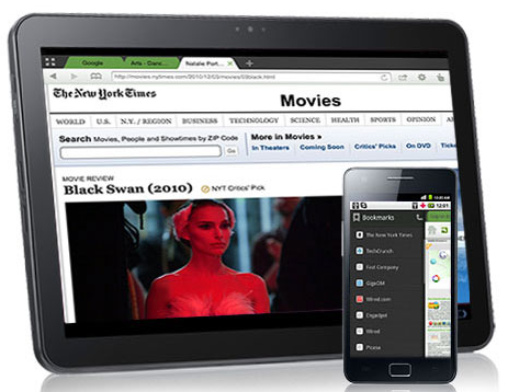dolphin best android app browser