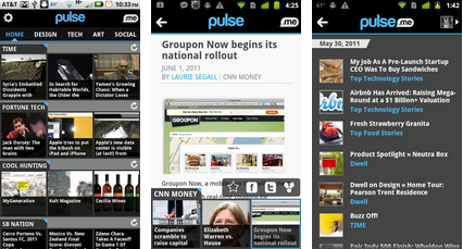 pulse news best android app