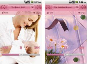 Prenatal Lullabies for Android