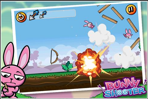bunny shooter best android app