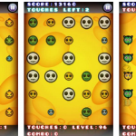 Bubble blast Android App Halloween