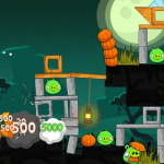 angry bird halloween android app