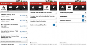 bank of america best android app