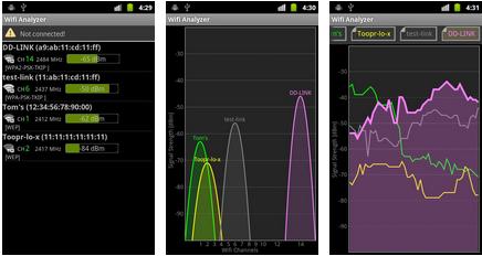 wifi analyzer android app