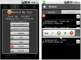 record my call android app