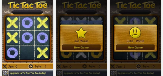 tic tac toe android app