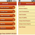 bank android app in india