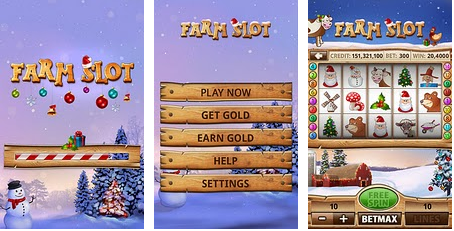 christmas android app slot machine