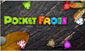 pocket frog android app