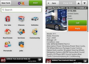OLX classified best android app