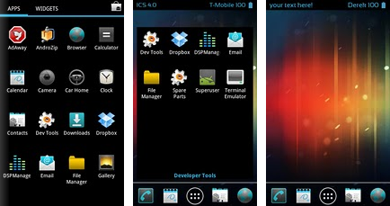 android 4.0 launcher apps