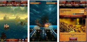 Pirates of the Caribbean Android App