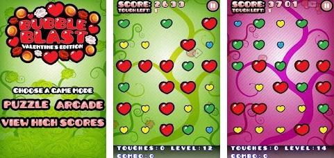 bubble blast valentine day special