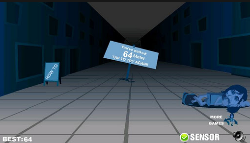 drunk man android application
