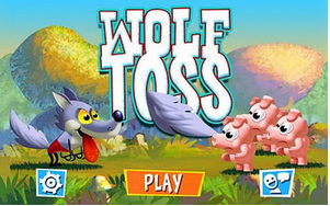 wolf toss android app