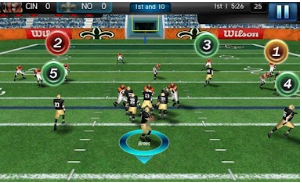NFL 2012 best android apps