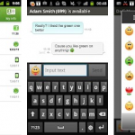best android app ICQ messenger