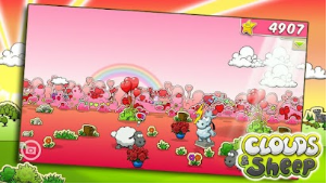 clouds sheep best android apps