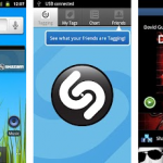 shazam best android apps