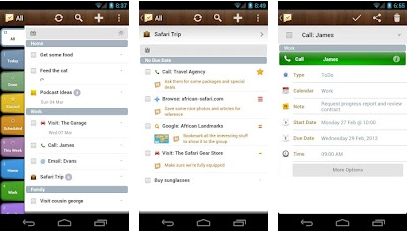 best android apps - task manager to do list