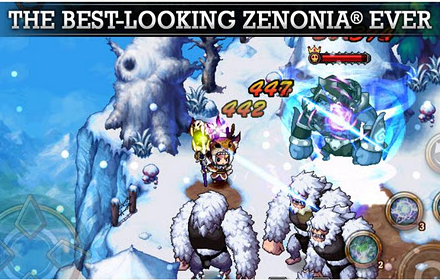 best android apps zenonia