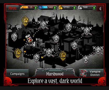 dark legend best android apps