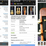 ebay android shopping application