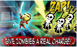 samurai vs zombie android apps