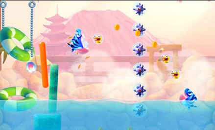 shark dash android application