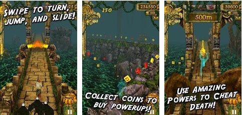 temple run best android apps